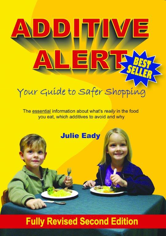 Julie Eady - Additive Alert: Your Guide to Safer Shopping
