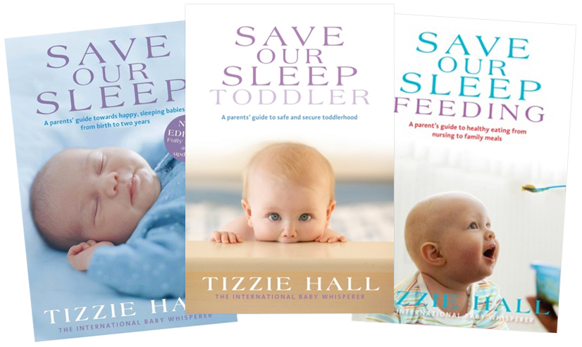 THE COMPLETE THREE, Save Our Sleep Baby, Feeding and Toddler Book